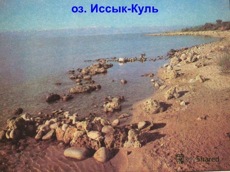 оз. Иссык-Куль