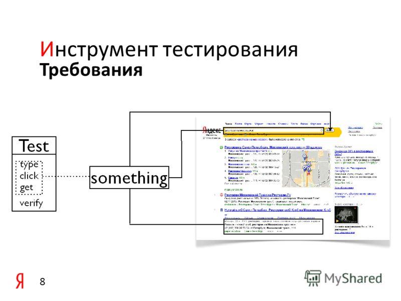 Тестирование через конечную функциональность 7