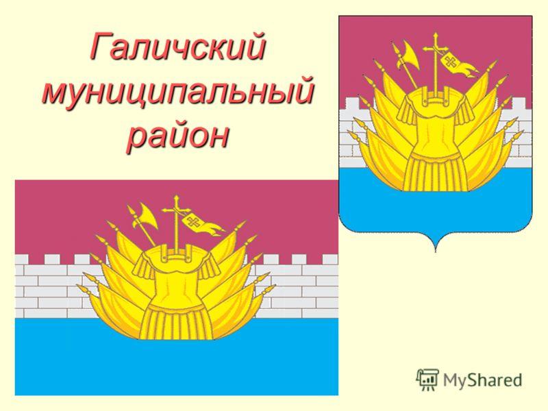 Галичский муниципальный район