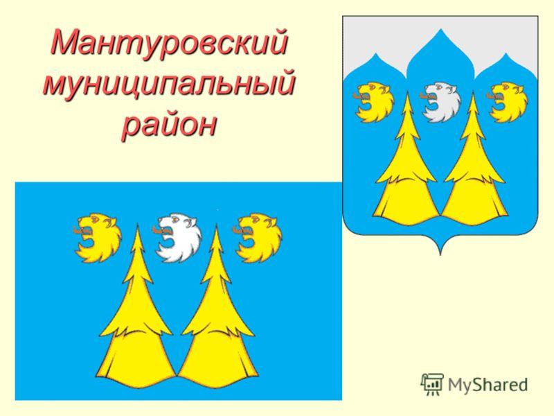 Мантуровский муниципальный район
