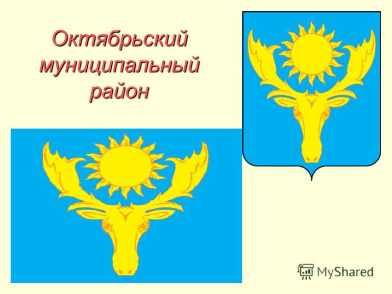 Октябрьский муниципальный район