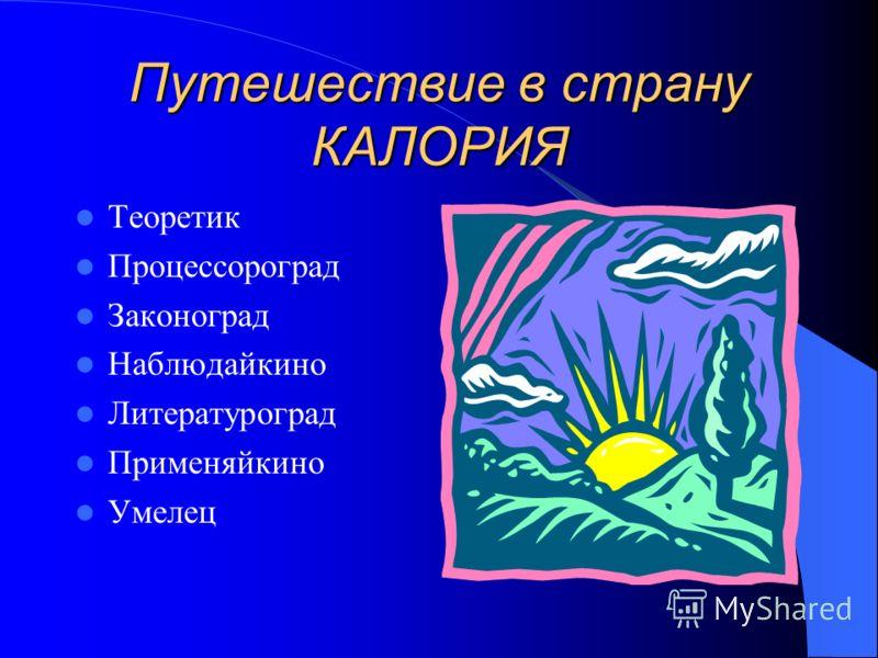 Калория фото