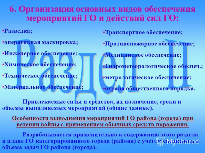 5. Организация взаимодействия с органами военного командования и органами управления ГОЧС соседних территорий.