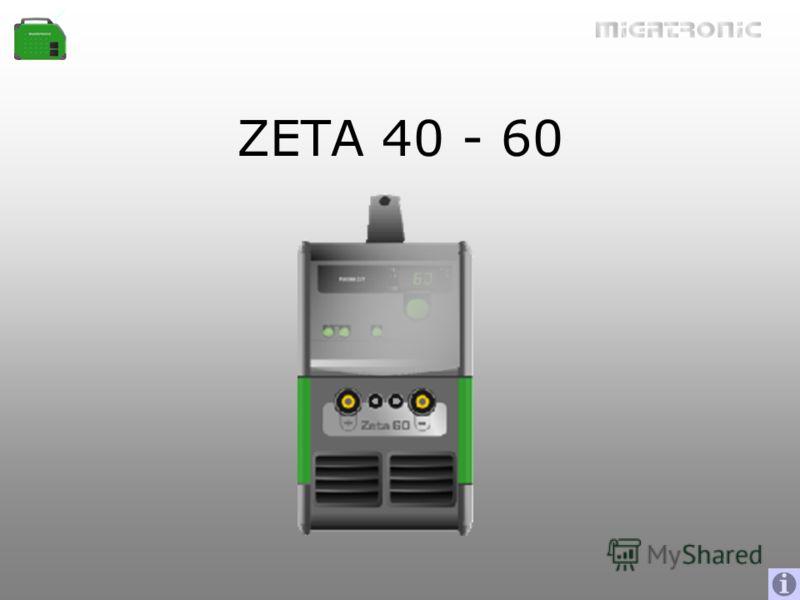 ZETA 40 - 60