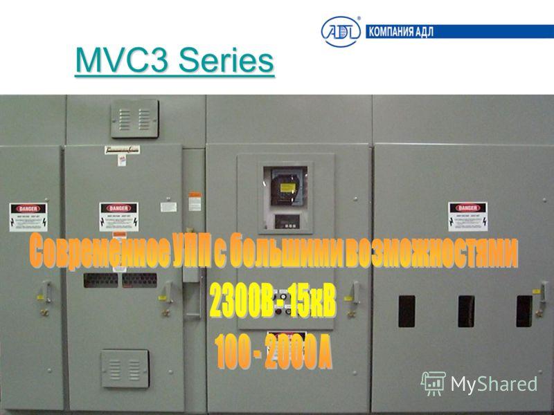 MVC3 Series