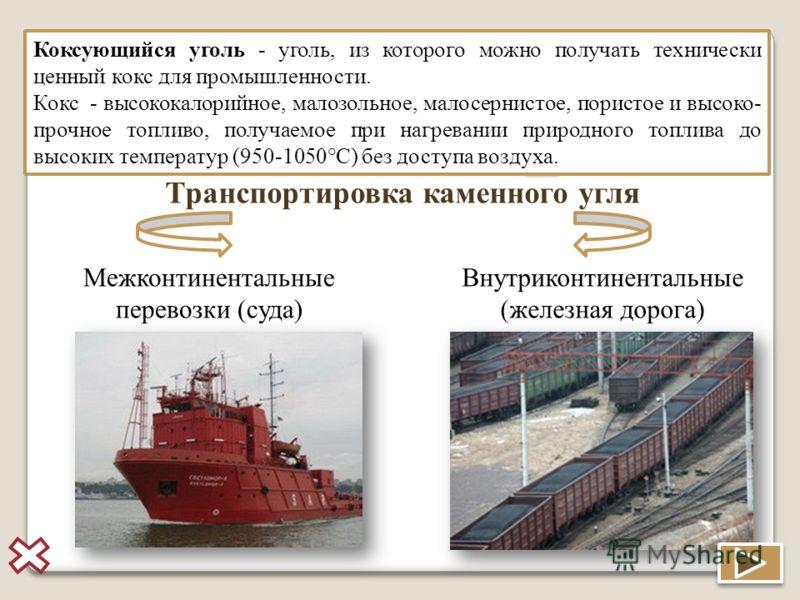 - топливо для промышленности и тепловых электростанций; - сырьё для чёрной металлургии и химической промышленности (коксующийся уголь). Использование