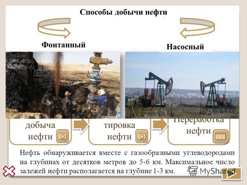 Нефтяная промышленность – одна из важнейших и быстро развивающихся отраслей добывающей промышленности. Нефть имеет ряд преимуществ перед твёрдым топливом – жидкое состояние и быстрое сгорание, что облегчает добычу, транспортировку, погрузку, выгрузку