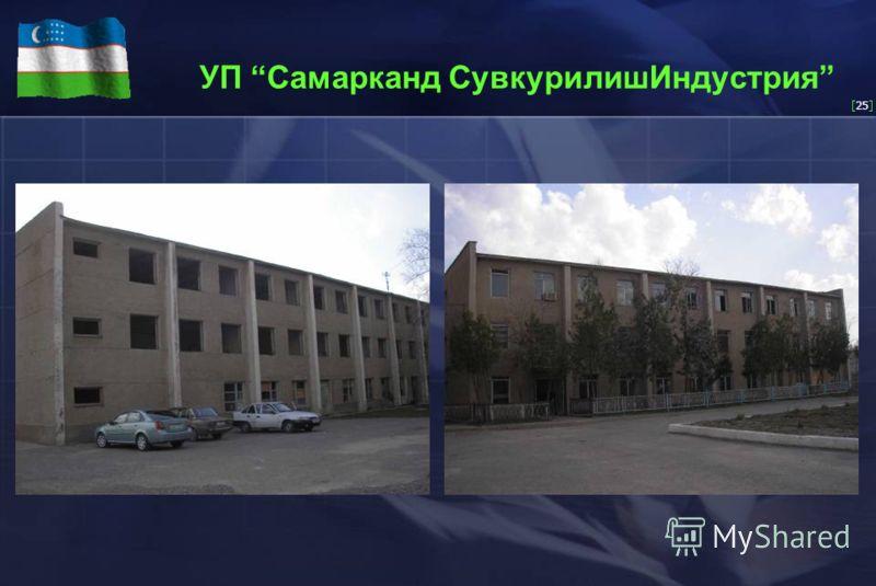 [25] УП Самарканд CувкурилишИндустрия