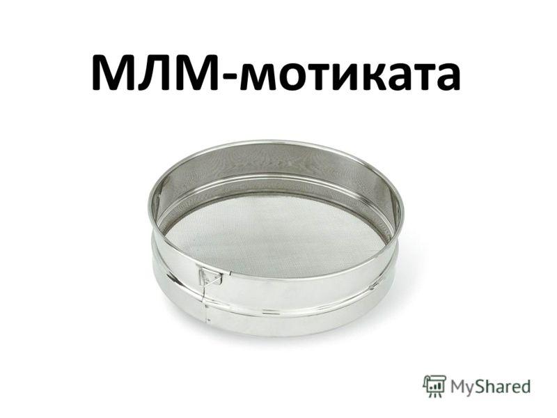 МЛМ-мотиката