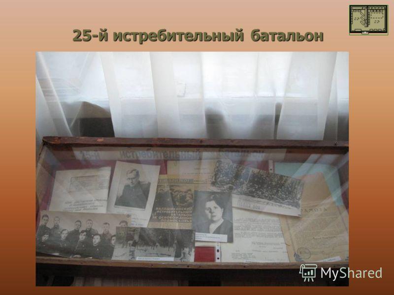 25-й истребительный батальон