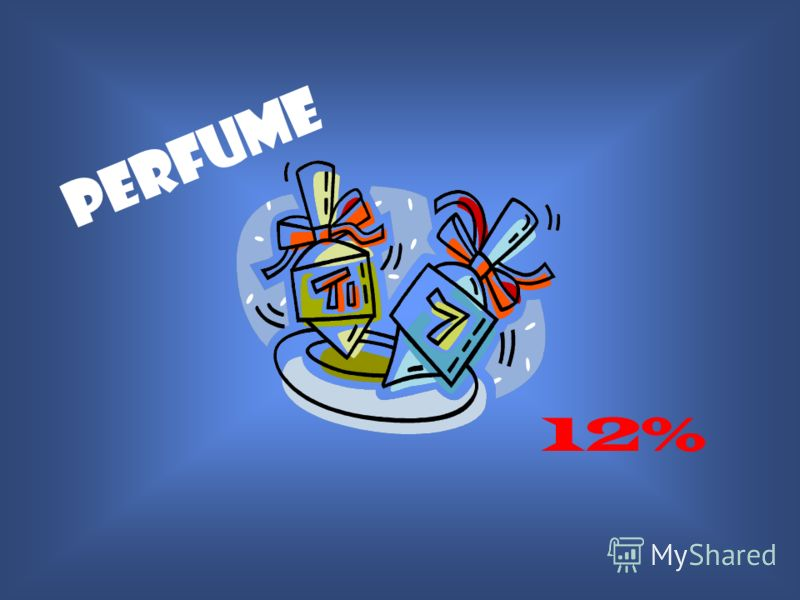 Perfume 12%