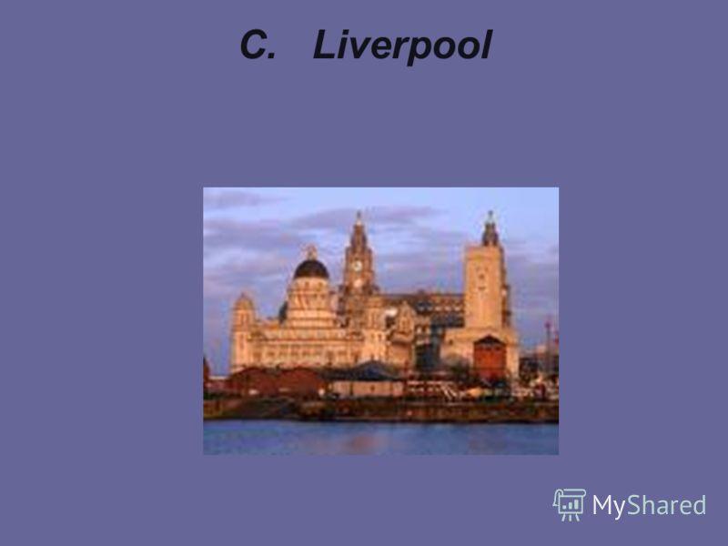C. Liverpool