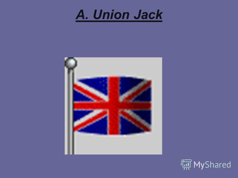 A. Union Jack