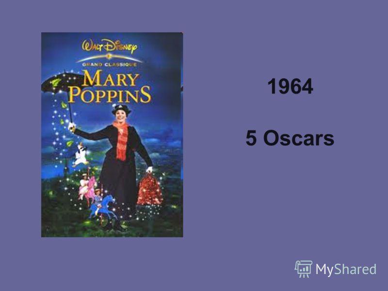 1964 5 Oscars