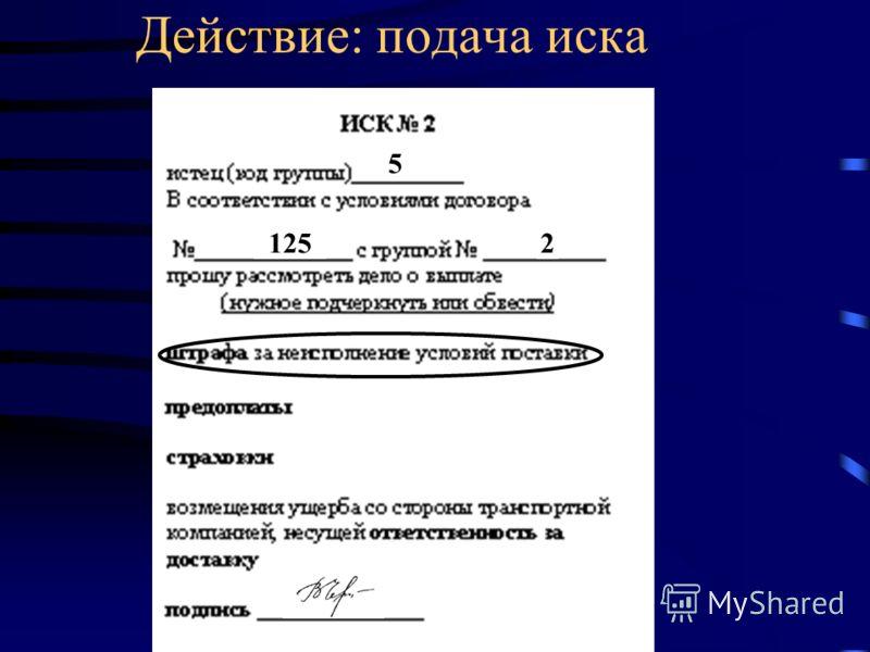 Действие: поручение о сделке 52 30 27 да 8 10 100