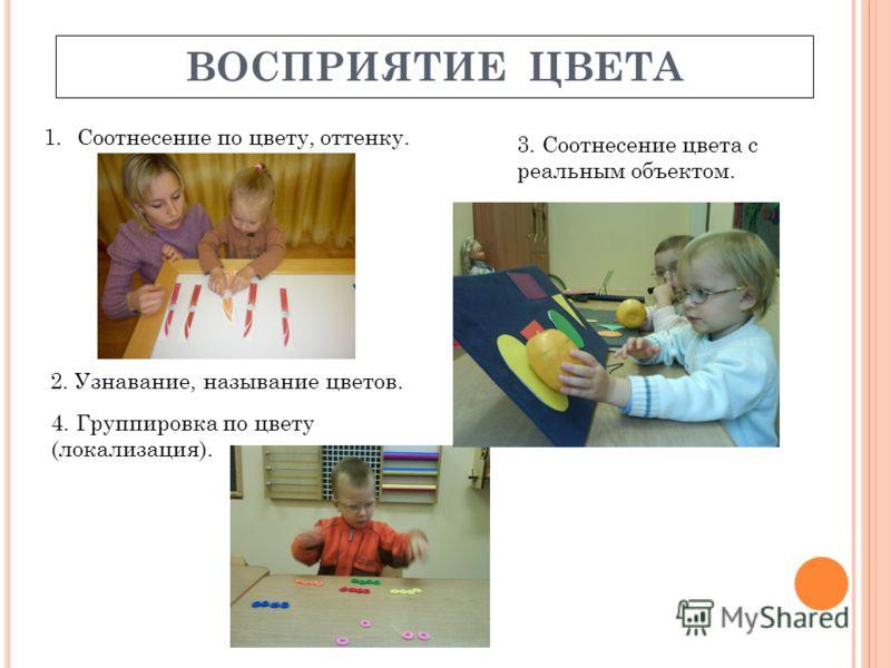 ОСНОВНАЯ ЦЕЛЬ: Выявить уровень развития каждого ребенка с целью определения его в подгруппу для занятий с тифлопедагогом. ЗАДАЧИ: Определение уровня сенсорного развития ребенка. Определение уровня развития компенсаторных возможностей ребенка. Выявлен