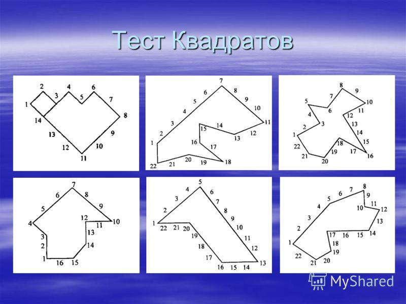 Тест Квадратов
