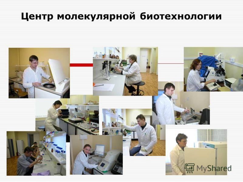 Центр молекулярной биотехнологии