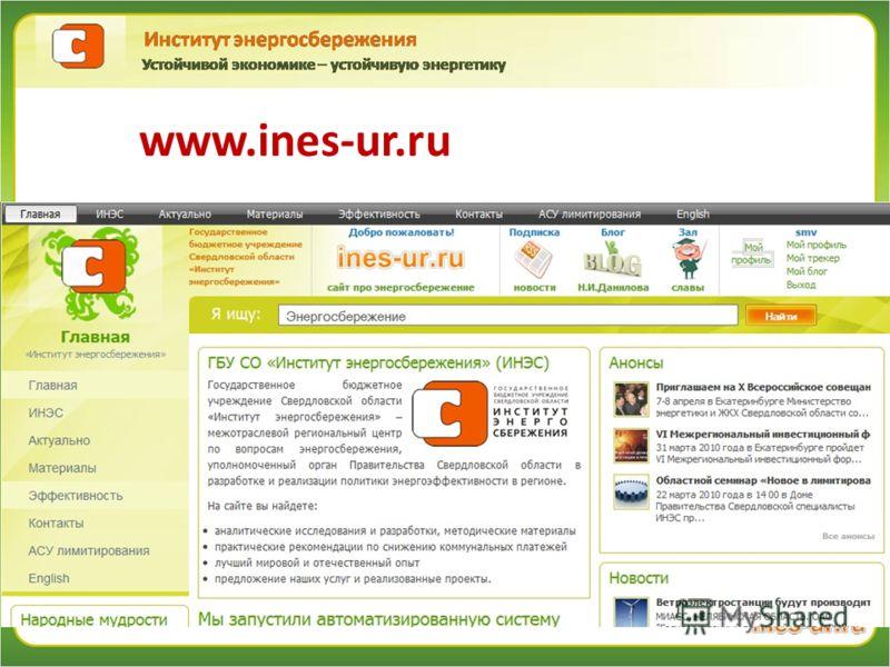 www.ines-ur.ru