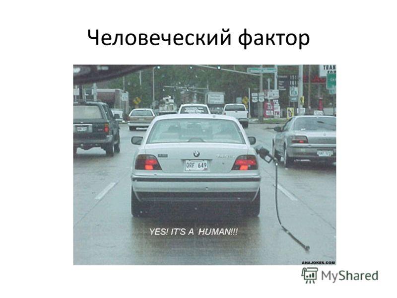 Человеческий фактор