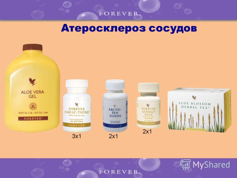 Атеросклероз сосудов 3x12x1