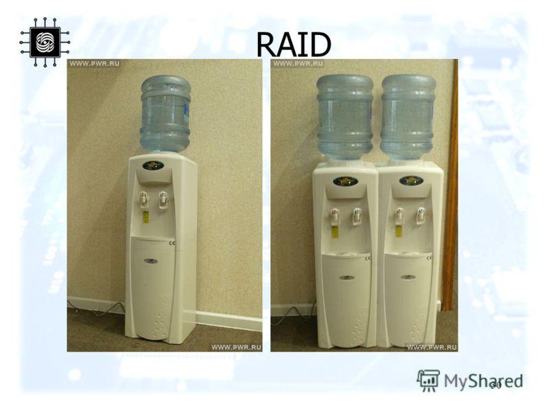 30 RAID