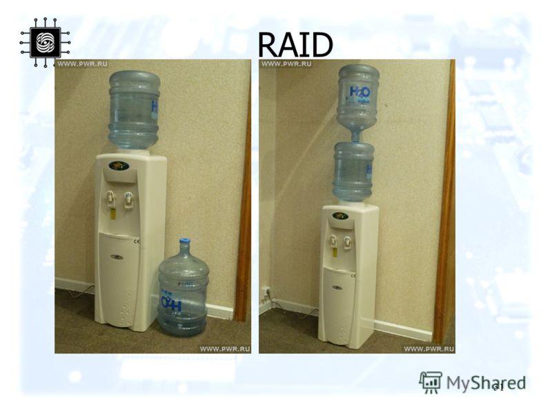 31 RAID