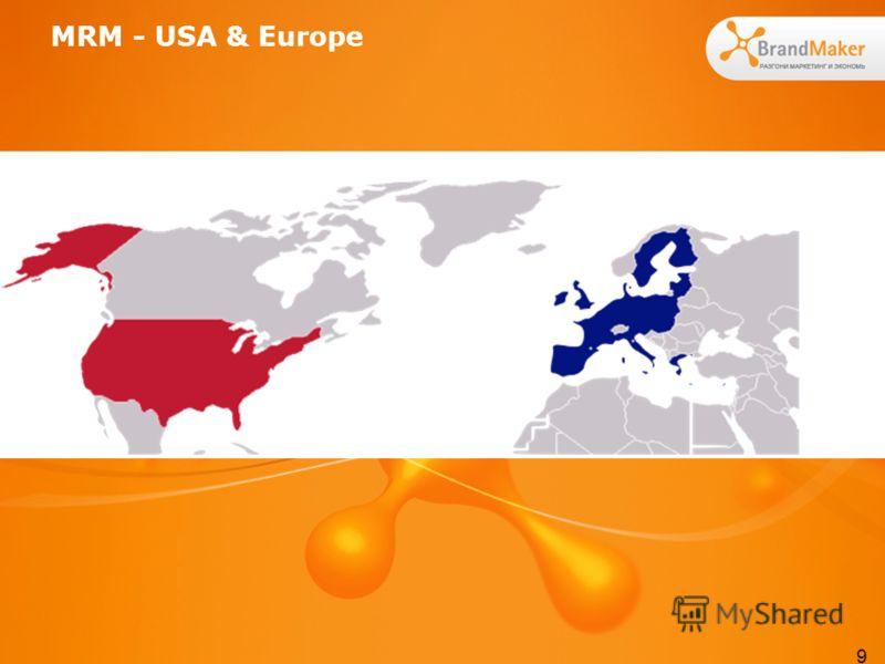 9 MRM - USA & Europe