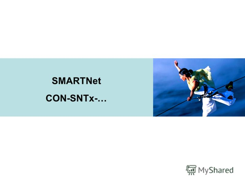 SMARTNet CON-SNTx-…