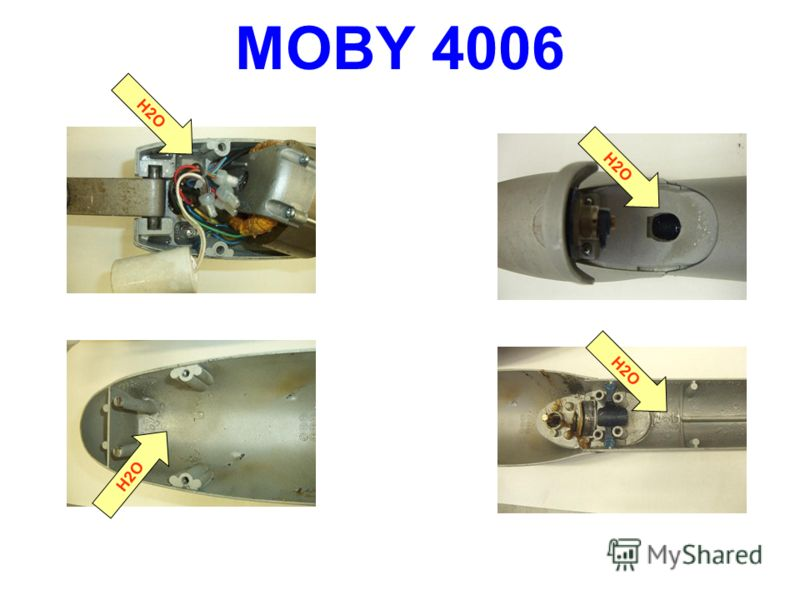 MOBY 4006 H2O