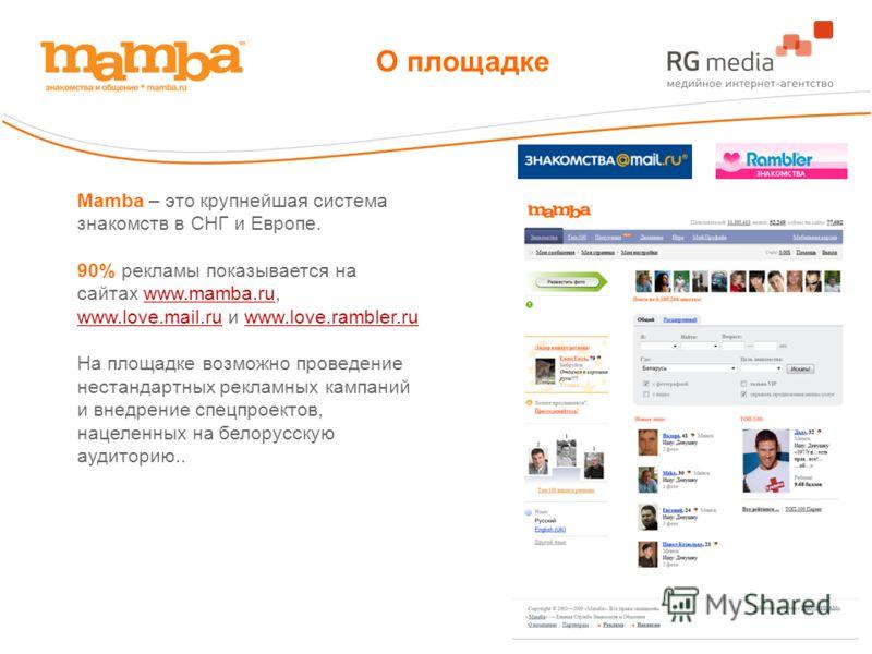 Мейл Знакомства В Москве