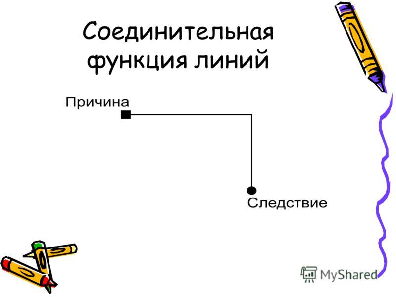 Соединительная функция линий