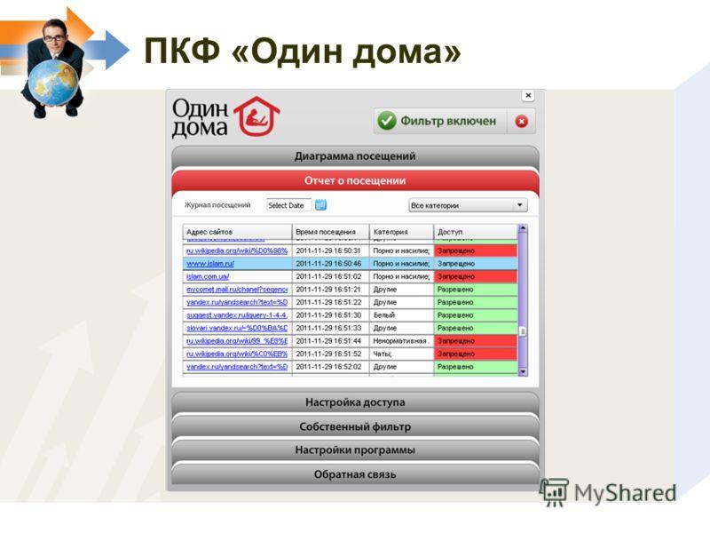 ПКФ «Один дома»