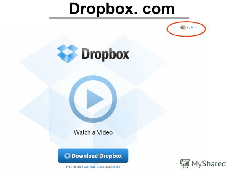 Dropbox. com