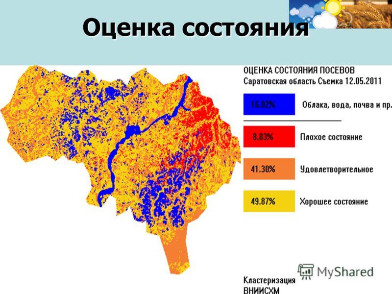 Семинар-совещание для агро - экспертов, 20 октября 2011, г. Москва Оценка состояния