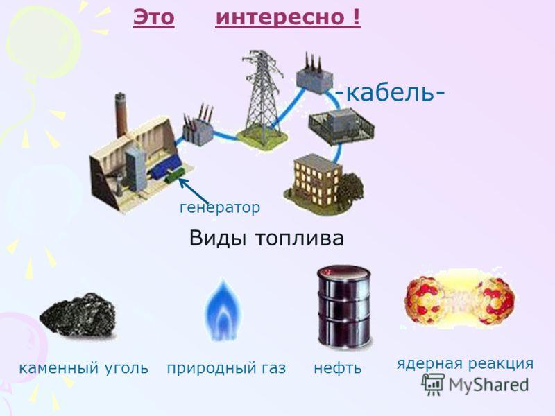 электростанция генератор