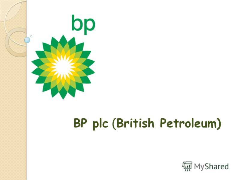 BP plc (British Petroleum)