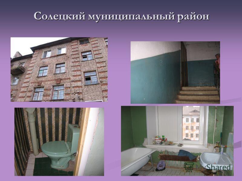 Солецкий муниципальный район