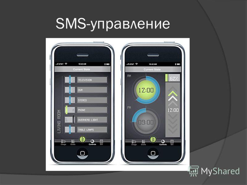 SMS-управление