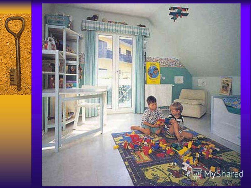 Детская комната Интерьер детской комнаты играет поистине огромную роль в развитии личности ребенка. От того, насколько удобно, комфортно и приятно находиться в ней, зачастую зависит его желание учиться, интерес к жизни, развитие различных навыков и т