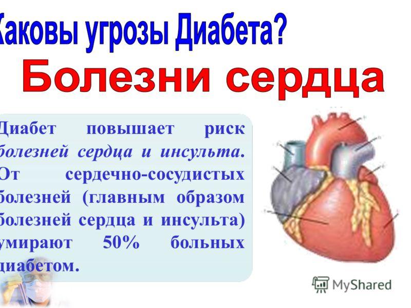 Сахарный диабет и замена клапанов сердца