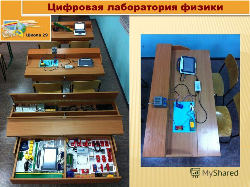 Цифровая лаборатория физики Школа 29