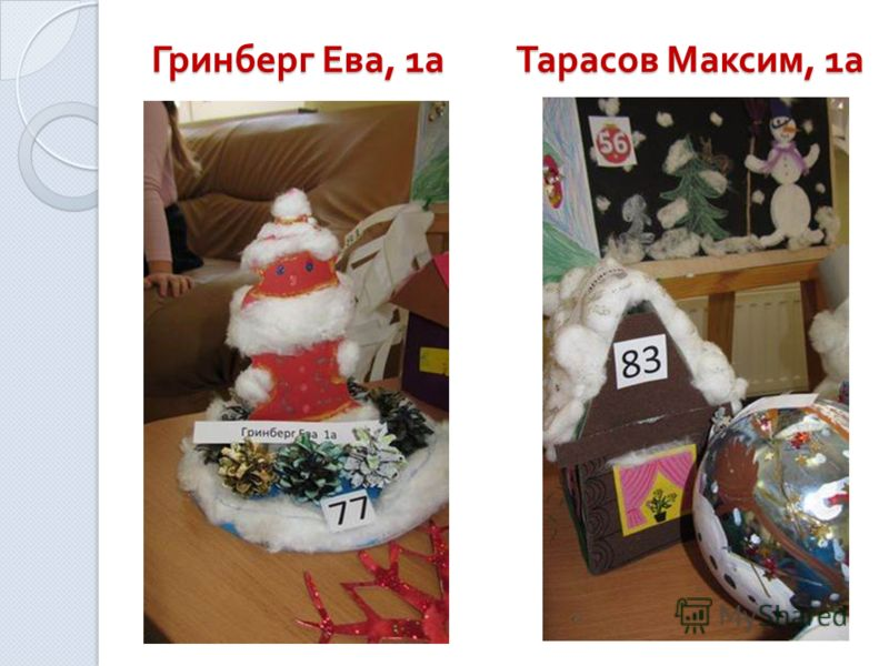 Гринберг Ева, 1 а Тарасов Максим, 1 а Гринберг Ева, 1 а Тарасов Максим, 1 а