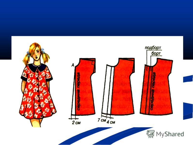 Моделирование халата