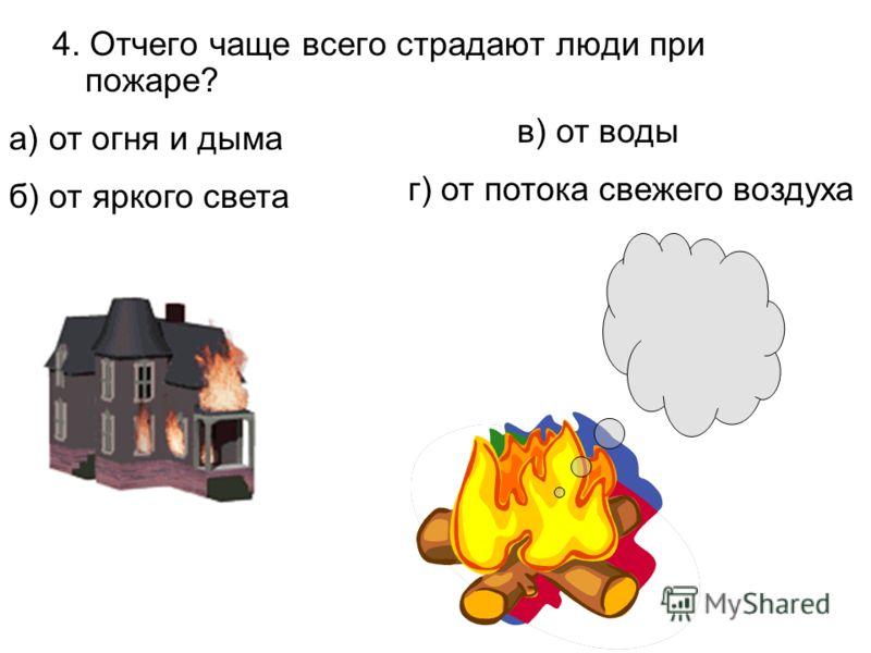 3. Назовите средство пожаротушения, которым можно воспользоваться? а) газовый баллонв) бензин б) огнетушитель г) сухая трава