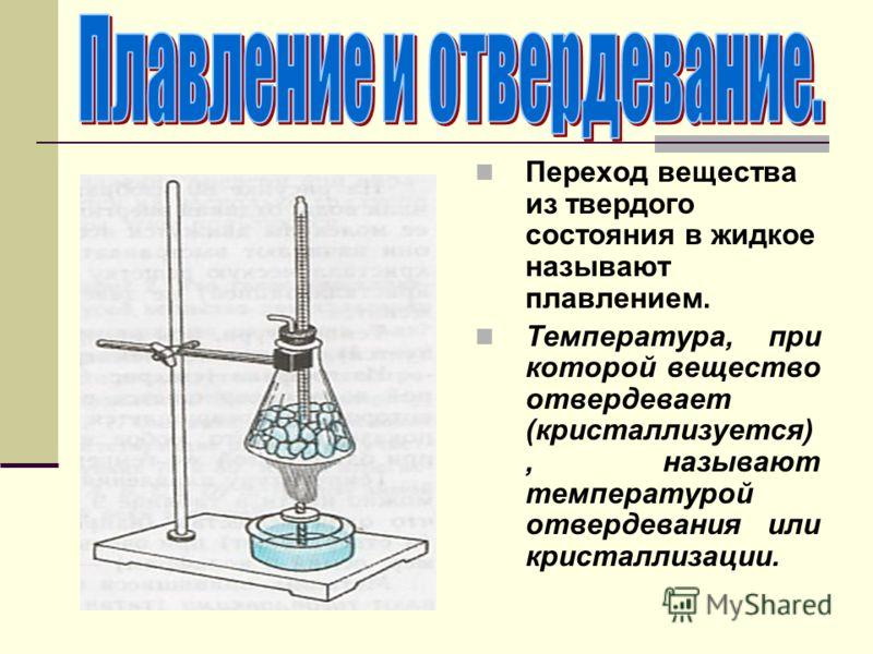 В газах при атмосферном давлении расстояния между молекулами много больше размера самих молекул В жидкостях и твердых телах, плотность которых во много раз больше плотности газа, молекулы расположены ближе друг к другу Жидкость Газ Твердое