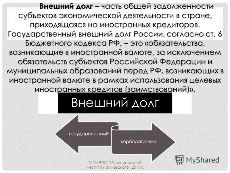 МОУ ВПО