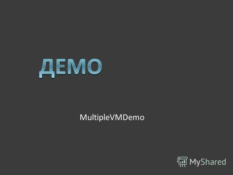 MultipleVMDemo