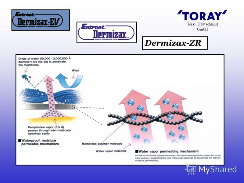 Toray Deutschland GmbH Dermizax-ZR