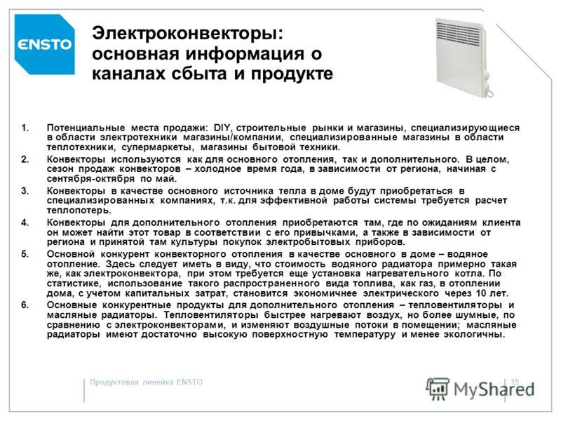 Продуктовая линейка ENSTO14 ТЕРМОСТАТЫ ENSTO Комбинированный терморегулятор ECO16FRJ